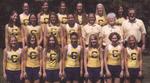 2006-2007 Women's Cross Country Team