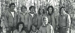 1981-1982 Women's Cross Country Team by Cedarville College