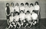 1968 Women's Field Hockey Team by Cedarville College