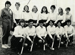 1970 Women's Field Hockey Team by Cedarville College