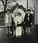1971 Women's Field Hockey Team by Cedarville College