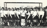 1972 Women's Field Hockey Team by Cedarville College