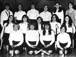 1973 Women's Field Hockey Team by Cedarville College