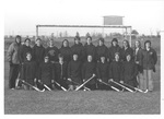 1977 Women's Field Hockey Team by Cedarville College