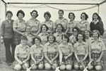 1979 Women's Field Hockey Team by Cedarville College