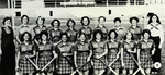 1981 Women's Field Hockey Team by Cedarville College