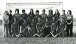 1982 Women's Field Hockey Team by Cedarville College