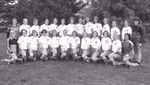 1996-1997 Women's Soccer Team by Cedarville College