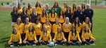 2014-2015 Women's Soccer Team