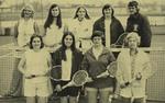 1974-1975 Women's Tennis Team