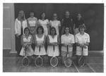 1976-1977 Women's Tennis Team