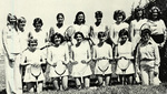 1978-1979 Women's Tennis Team by Cedarville College