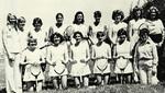 1978-1979 Women's Tennis Team