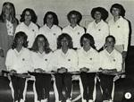 1980-1981 Women's Tennis Team