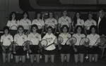 1983-1984 Women's Tennis Team by Cedarville College