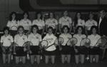 1983-1984 Women's Tennis Team