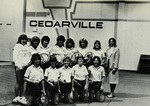1984-1985 Women's Tennis Team by Cedarville College