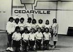 1984-1985 Women's Tennis Team