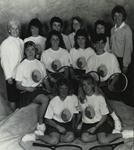 1988-1989 Women's Tennis Team