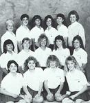 1989-1990 Women's Tennis Team