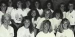 1990-1991 Women's Tennis Team