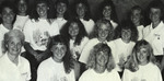 1990-1991 Women's Tennis Team by Cedarville College