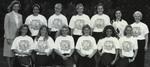 1994-1995 Women's Tennis Team by Cedarville College