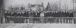 1919-1920 Women's Tennis Team by Cedarville College