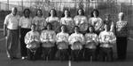 1999-2000 Women's Tennis Team by Cedarville College