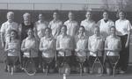 2003-2004 Women's Tennis Team by Cedarville University