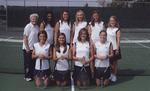 2007-2008 Women's Tennis Team