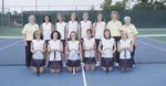 2009-2010 Women's Tennis Team