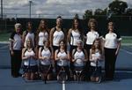 2011-2012 Women's Tennis Team