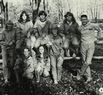 1980-1981 Women's Track and Field Team by Cedarville College