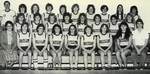1983-1984 Women's Track and Field Team by Cedarville College