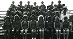 1986-1987 Women's Track and Field Team