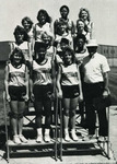 1987-1988 Women's Track and Field Team