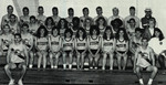 1988-1989 Women's Track and Field Team