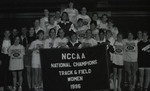 1995-1996 Women's Track and Field Team