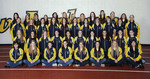 2011-2012 Women's Track and Field Team