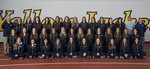 2014-2015 Women's Track and Field Team