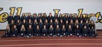 2016-2017 Women's Track and Field Team