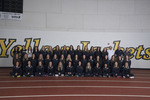 2017-2018 Women's Track and Field Team