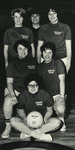 1968 Volleyball Team by Cedarville College