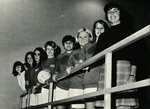 1969 Volleyball Team by Cedarville College