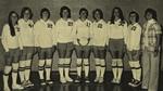 1974-1975 Women's Volleyball Team