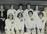 1975-1976 Women's Volleyball Team