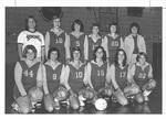 1976-1977 Women's Volleyball Team