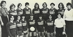1979-1980 Women's Volleyball Team
