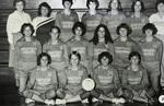 1980-1981 Women's Volleyball Team